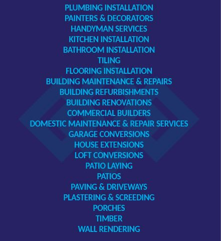 Renovations List